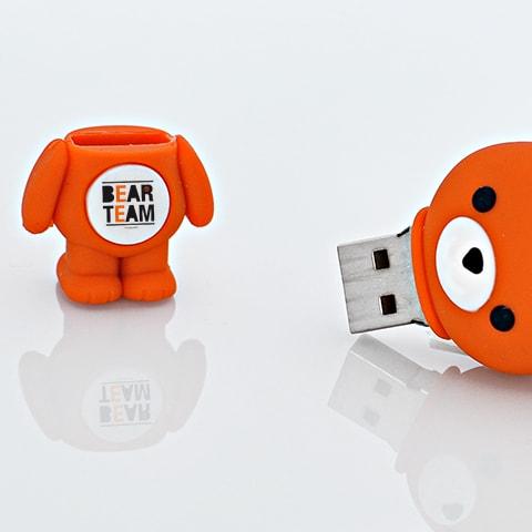 Flash Drive Personalizzata 3D