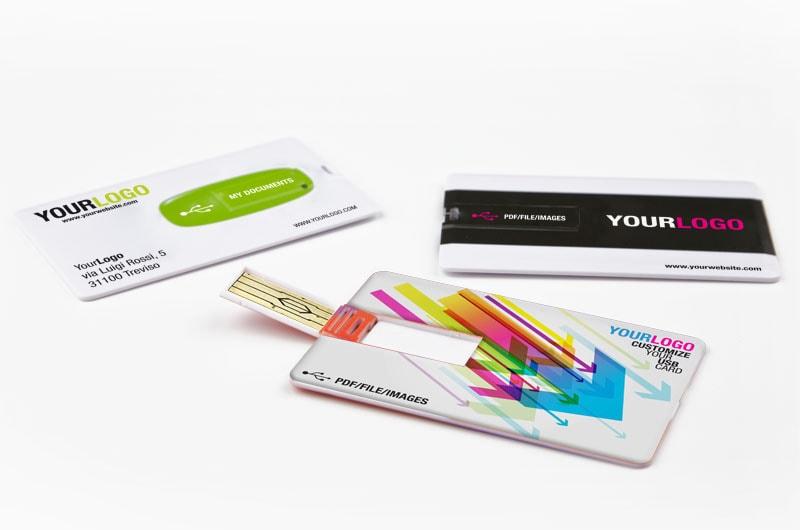 Usb card personalizzabile