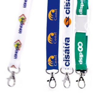 Printed Custom Lanyard
