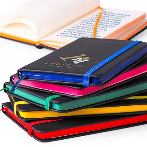 agenda appunti colorata personalizzabile