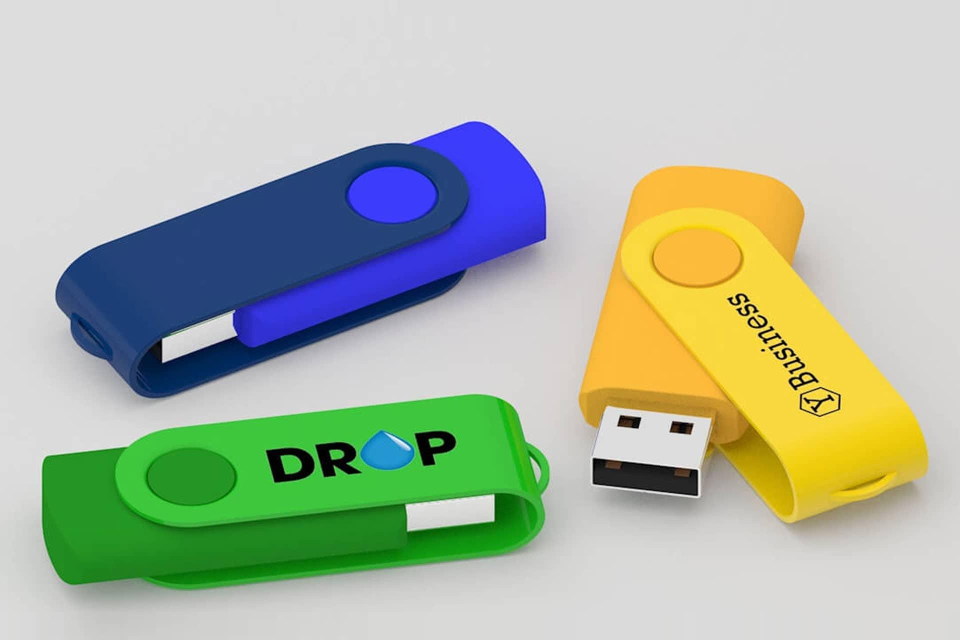 USB Colorata