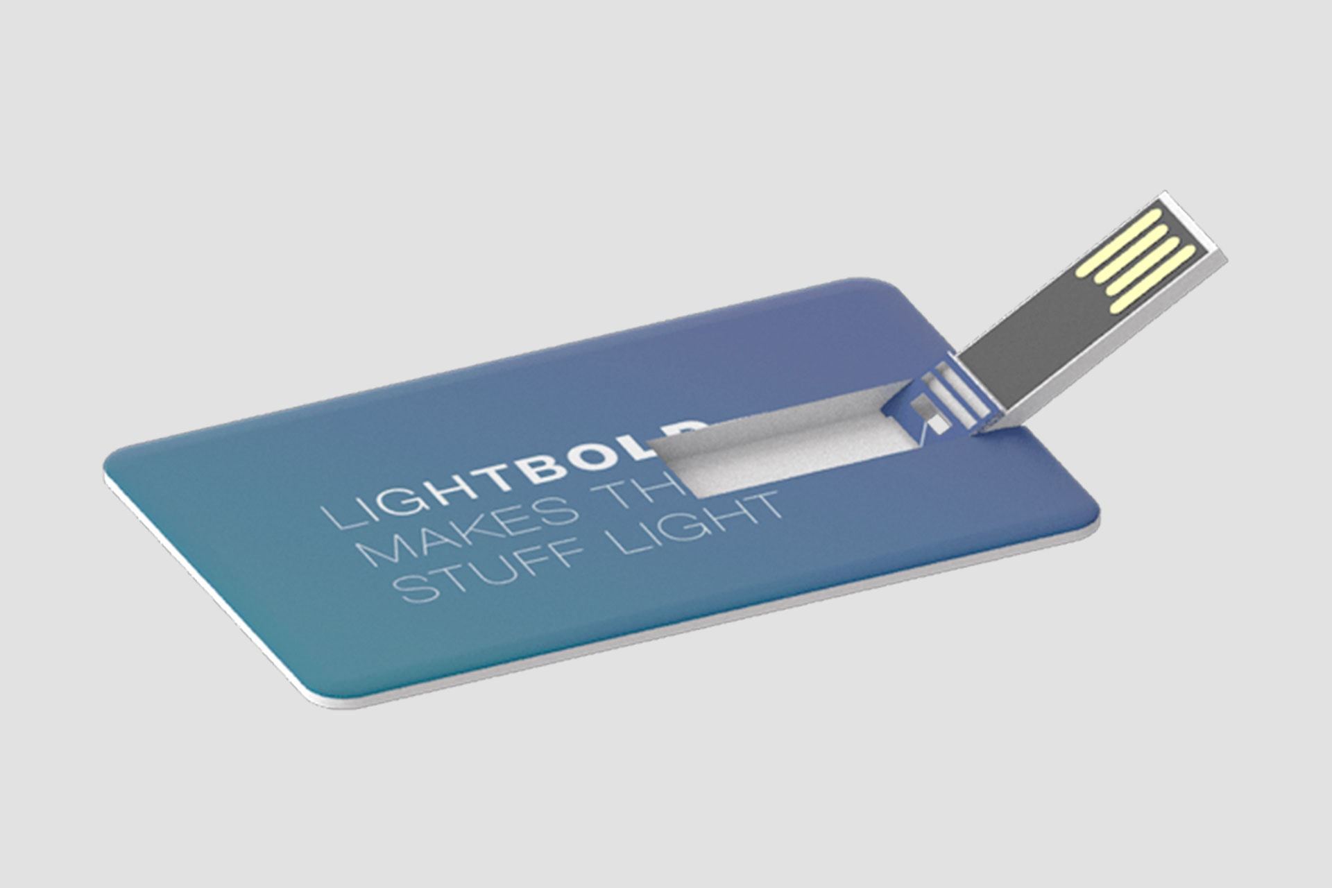Chiavetta Usb Card ultrasottile