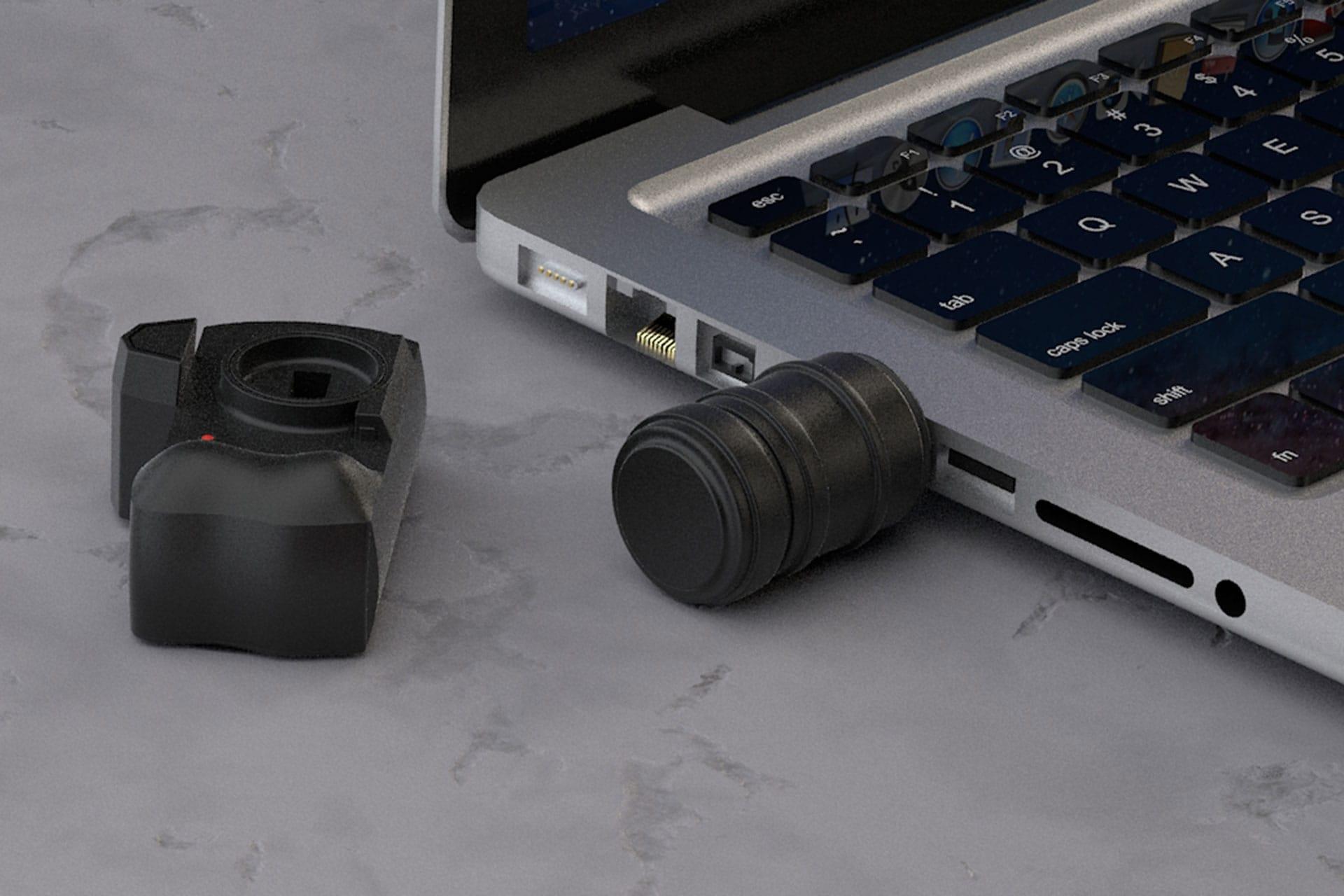 PenDrive personalizzate 3D
