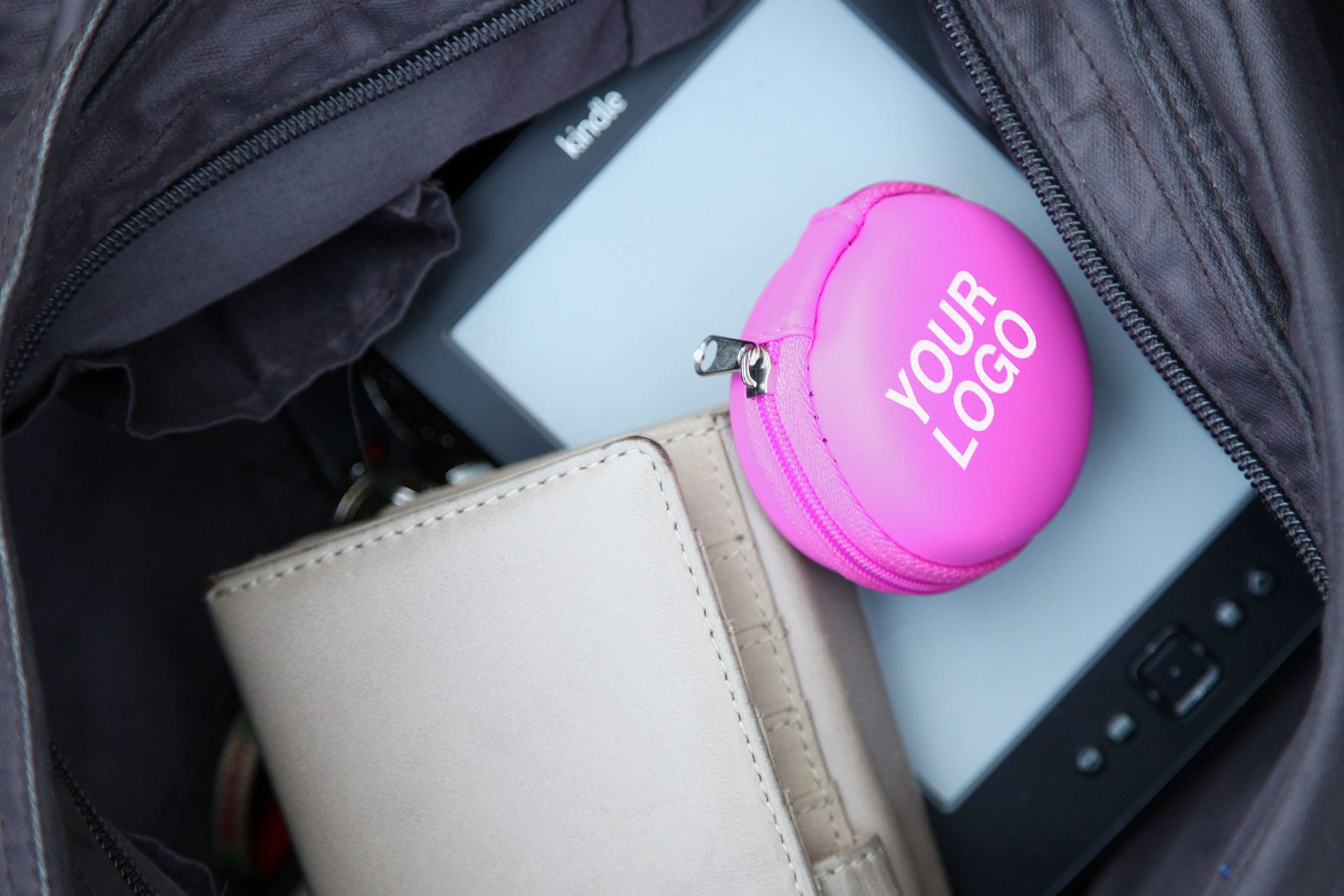 Astuccio Portaoggetti Personalizzabile da borsa