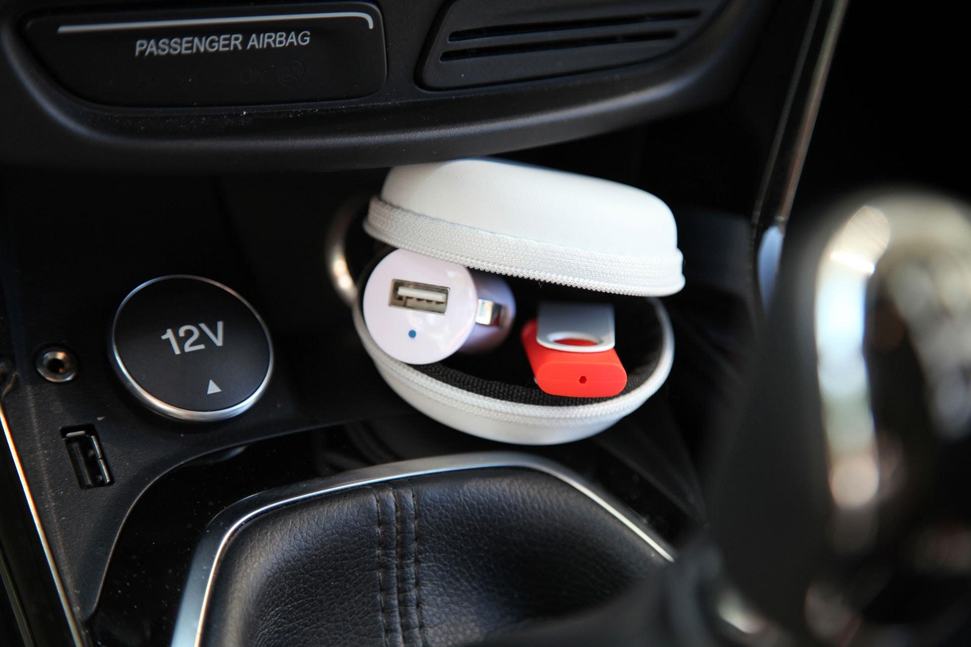 Astuccio Portaoggetti Personalizzabile per USB