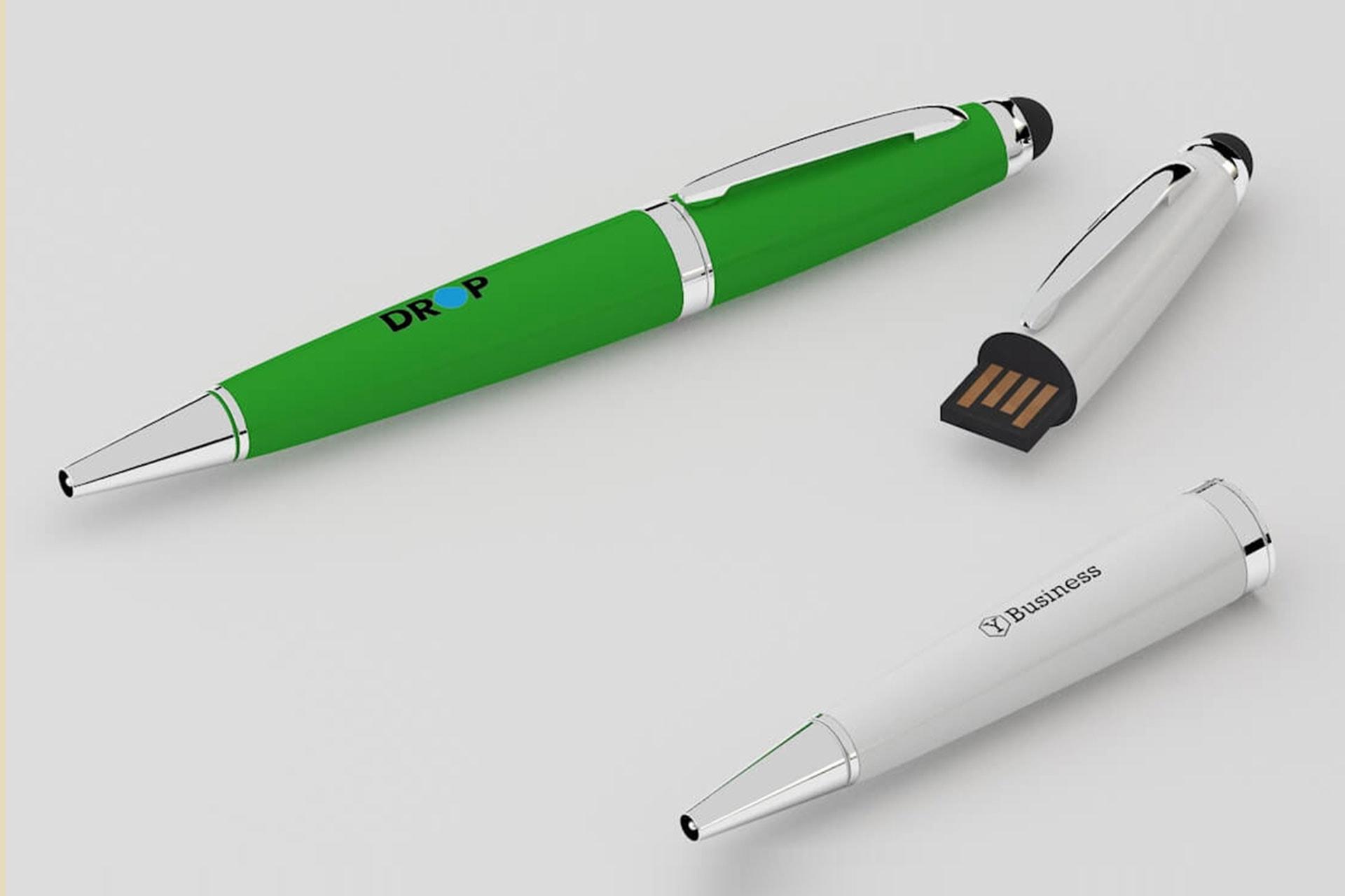 Penna con USB