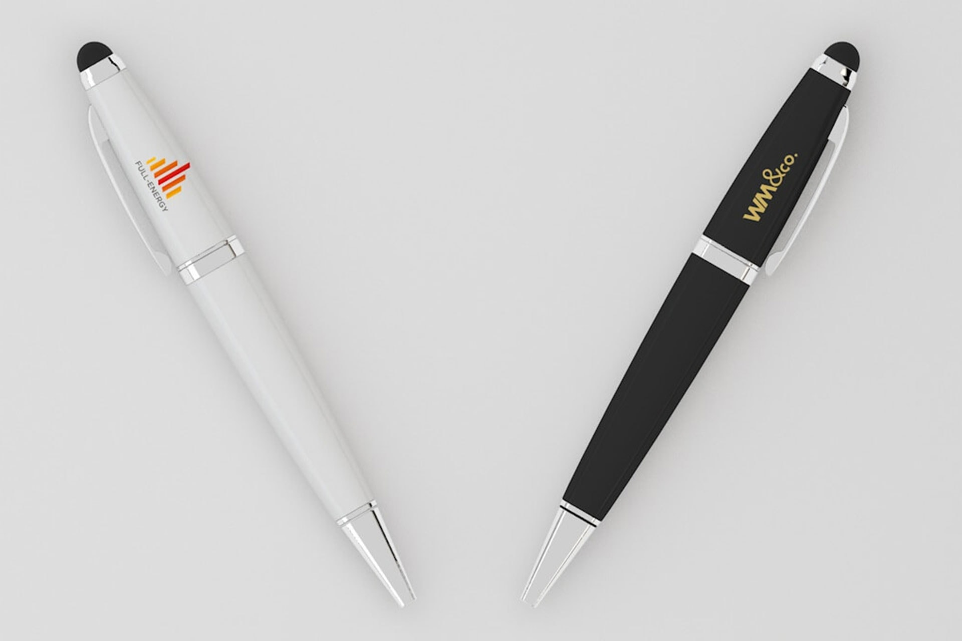 Penna USB con touch screen