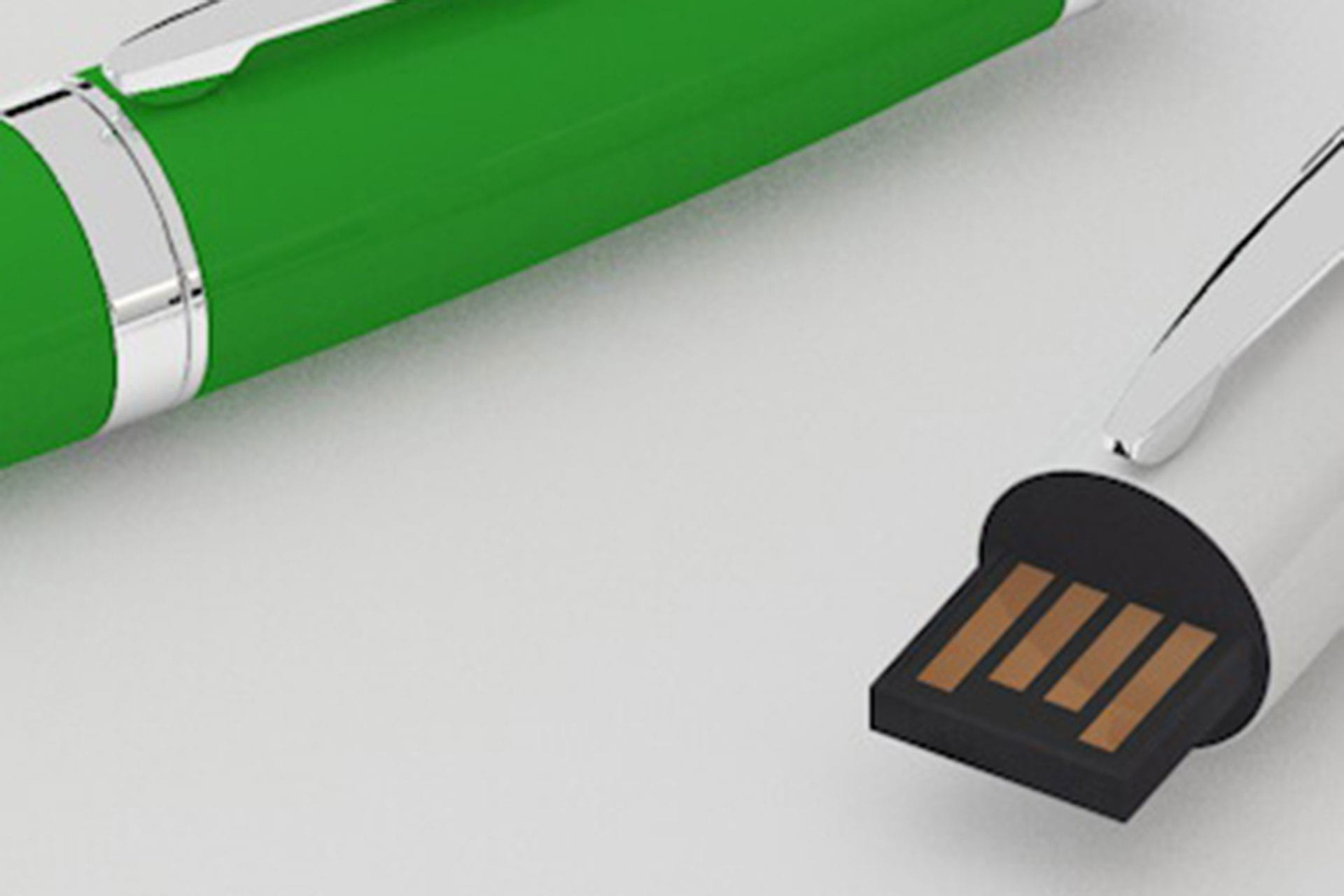 Memoria USB a forma di penna