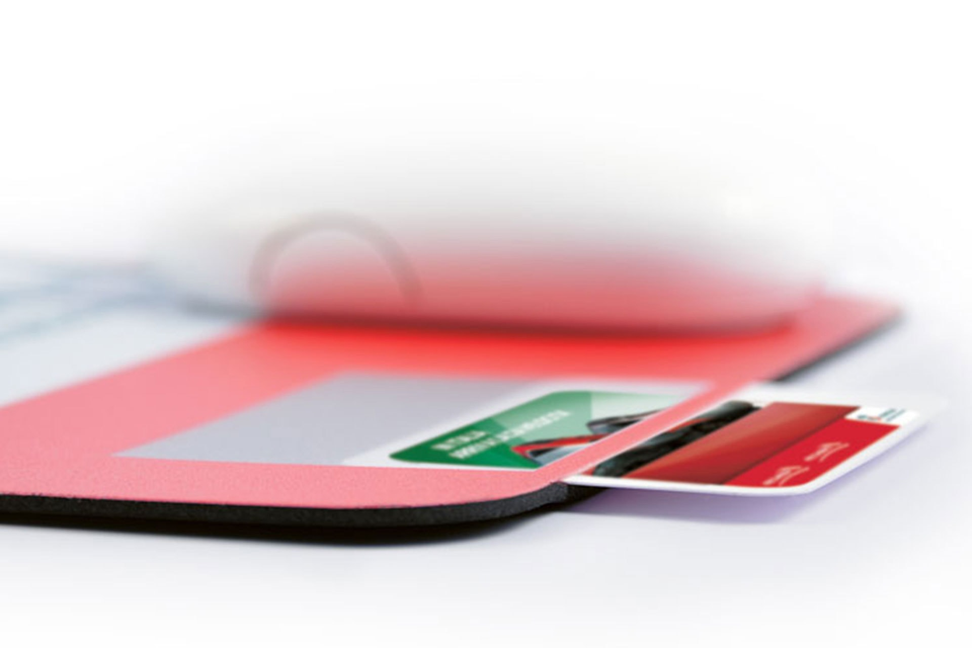 Tasca portacard pass fidelity card biglietto da visita