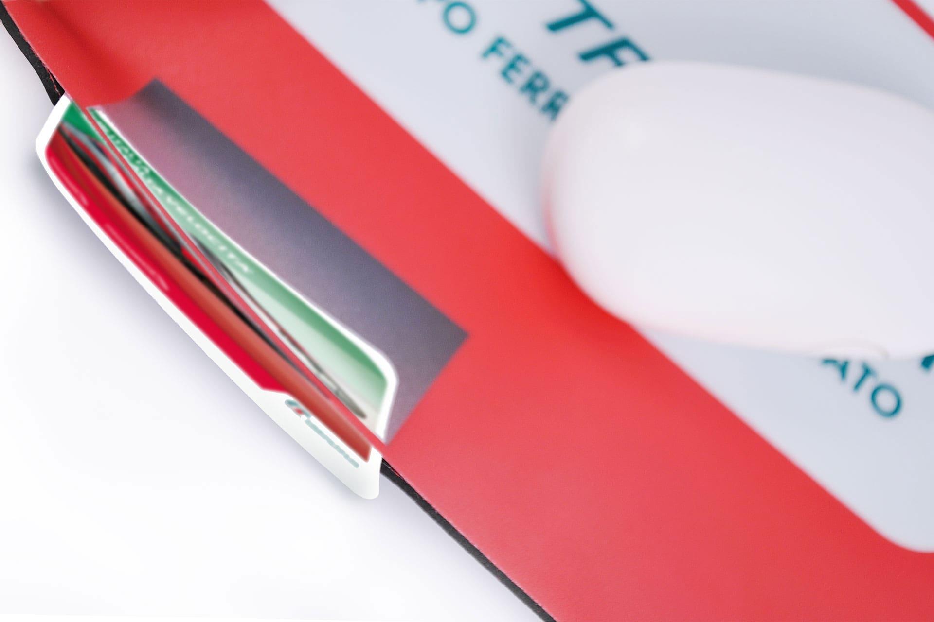 Gadget aziendale fidelity card, promocard