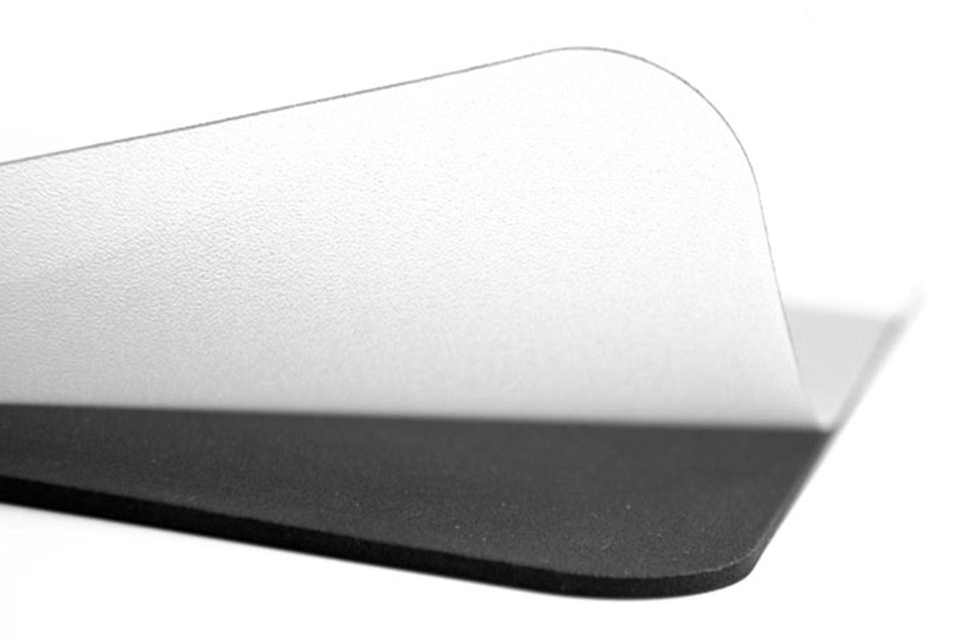 Mouse pad portadocumenti tasca inserimento notes