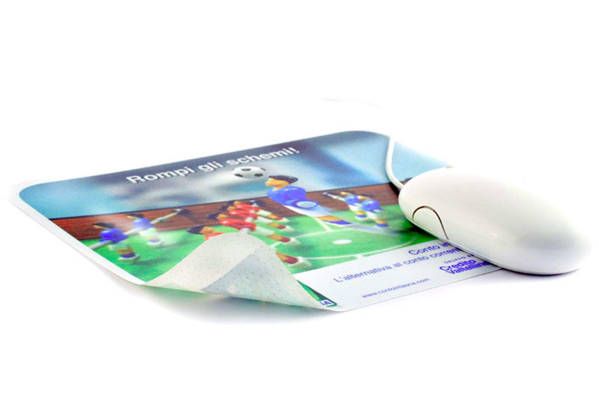 Mousepad Ultraslim sottile personalizzato