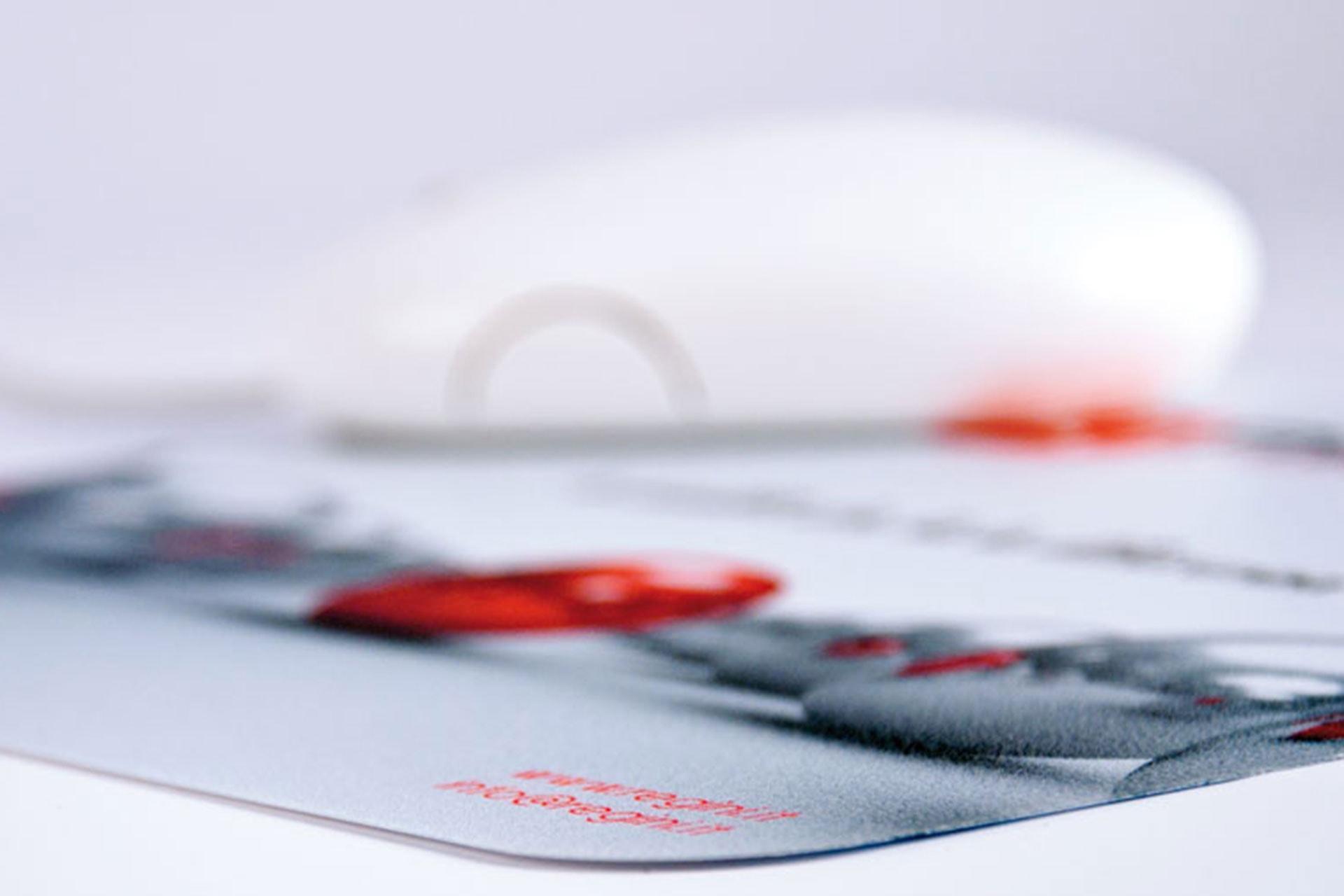 Tappetino Mouse sottile antiscivolo personalizzato