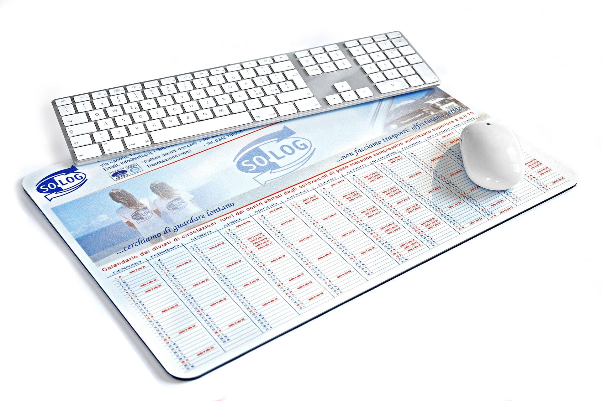 Pad da scrivania classico personalizzato