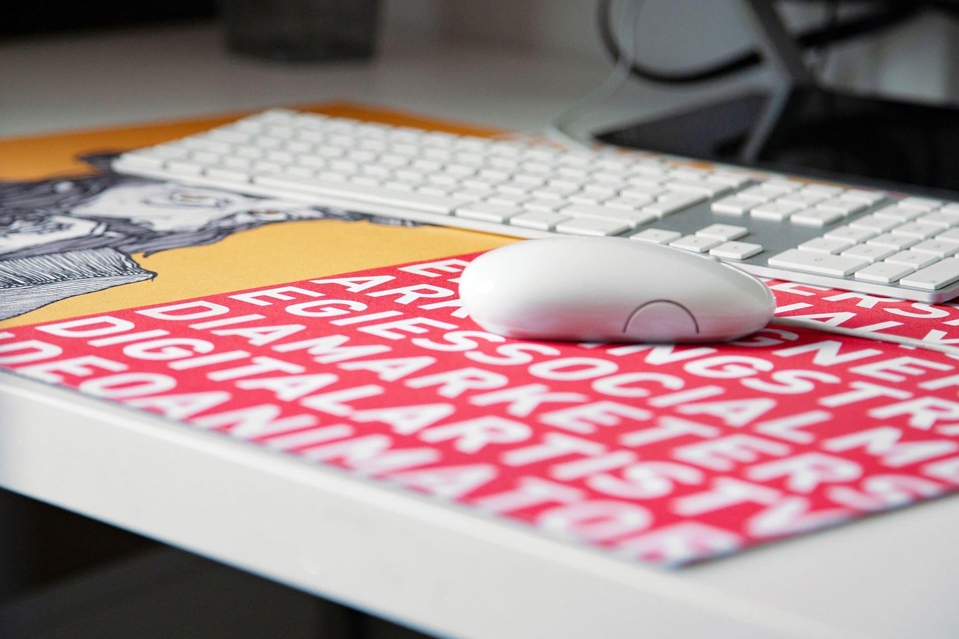 Teppetone in Tessuto per scrivania arrotolabile