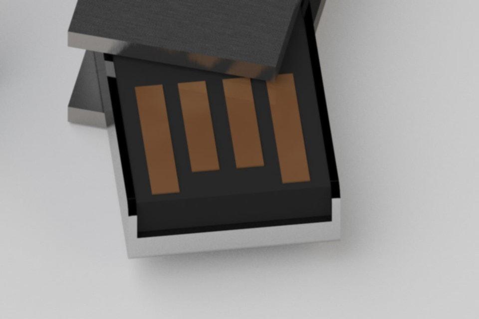 Chiavette Usb microchic personalizzate con logo