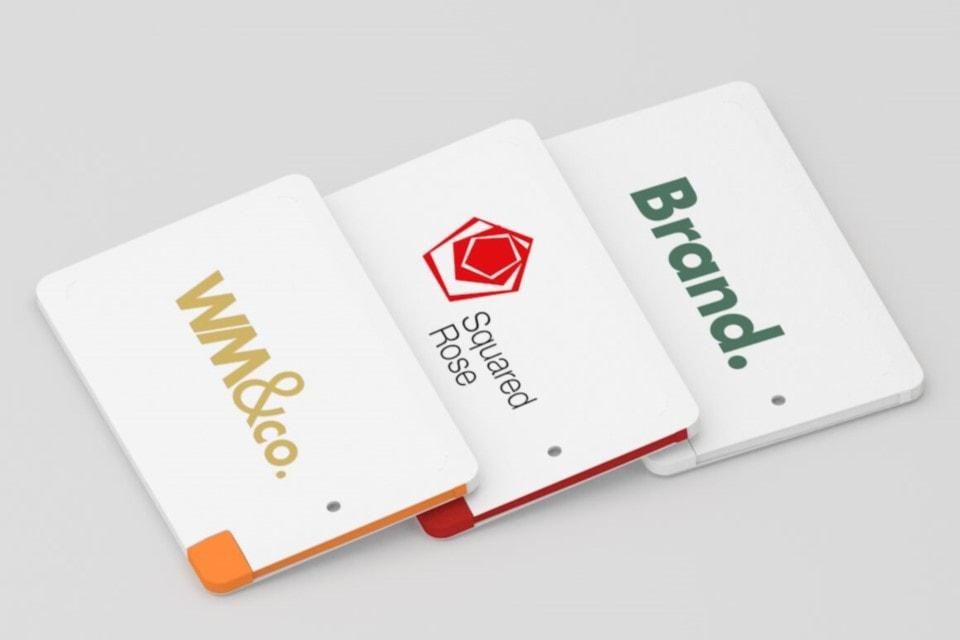 Power Bank personalizzate forma di Card
