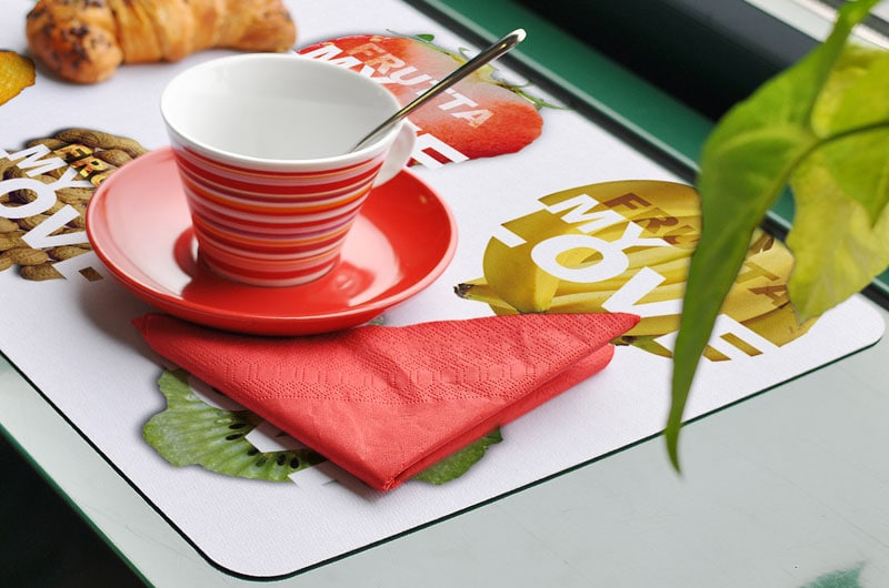 gadget promozionali per la colazione