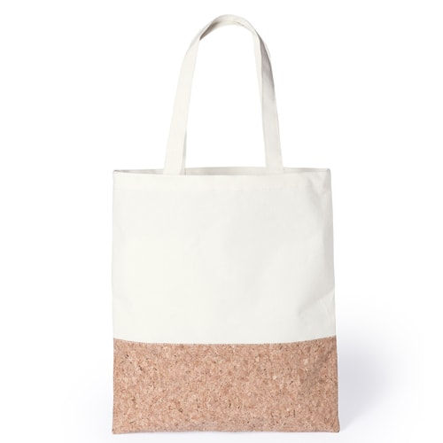 CORK AND COTTON BAG customized